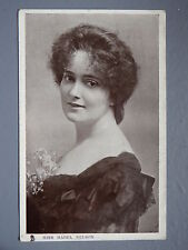 R&L Postcard: Actress Miss Mabel Nelson, Raphael Tuck Glosso 5705