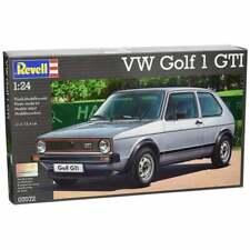 Revell 07072 1:24 VW Golf Mk.I GTI Model Car Kit