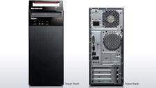CHEAP Lenovo Edge72 Intel Dual Core 4 GB RAM 160 GB HDD Win7 WIFI DVD RW DVI VGA