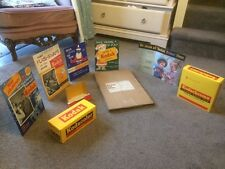 Vintage Kodak Point Of Sale Display Cards &Advertising Show Material Still Boxed