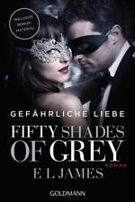 Gefährliche Liebe / Fifty Shades of Grey Bd.2 von E L James (2017, Klappenbrosch