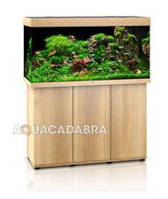 Juwel Rio 350 LED Aquarium and Cabinet in Light Wood