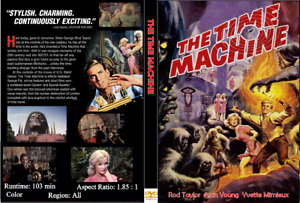 THE TIME MACHINE (1960) Rod Taylor
