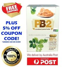 Bell Plantation PB2 Powder Peanut Butter - 12 Packets PRE PREPARED & CONVENIENT