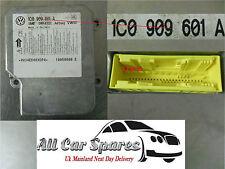 SKODA Fabia MK1 6Y-AIR BAG AIRBAG/Modulo Di Controllo/Unità - 1C0 909 601 A