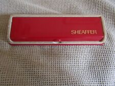 Vintage Empty Sheaffer Pen Box