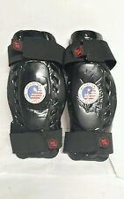 Macho Martial Arts Taekwondo Karate Sparring Shin Guards Adult Size Small