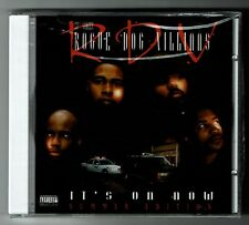 57th St Rogue Dog Villians CD It's On Now w/ Tech N9ne NEW/SEALED G-FUNK KC RAP