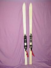 10th Mountain Division skis vintage 1980s 190cm w Salewa Alpine Touring bindings