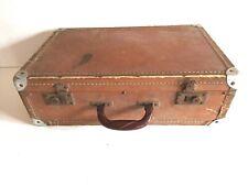 Ancienne valise bois vintage à restaurer Réf 268