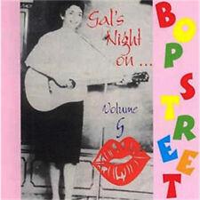 SATURDAY NIGHT ON BOP STREET Volume 5 CD - 1950s female Rockabilly Rock 'n' Roll