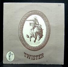 Steve Eastin & Group Twister LP VG+ BR-1000 Stereo 1972 Bronco Autographed RARE