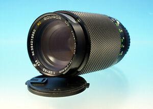 Soligor Zoom + Macro 70-210mm 1:3.5-4.5 (Pentax K) Objektiv / lens - 30057