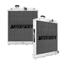 Mishimoto Racing Aluminum Radiator 92-00 Civic EG EK & Del Sol (Manual Tranny)