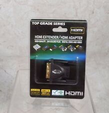 *NEW* DVI Male to HDMI Female Gold Plated Converter for HDTV / Monitor