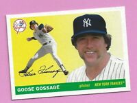 2020 Topps Archives Goose Gossage #47 New York Yankees