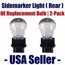 Sidemarker (Rear) Light Bulb 2pk - Fits Listed Dodge Vehicles - 3157