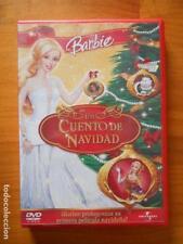 DVD BARBIE EN UN CUENTO DE NAVIDAD (L6)