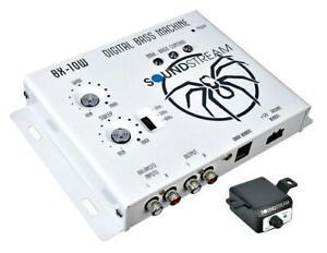 Soundstream BX-10W Car Stereo Digital Bass Control Reconstruction Processor