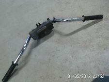 1984 Honda TRX200 Handle bar with cluster