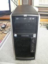 HP Workstation xw8600 - 2 x Intel Xeon  QUAD X5460 CPUs,32GB RAM, 320GB SATA