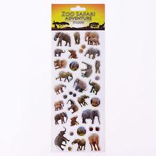 Fun Stickers Safari Elephants 1039