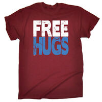 Funny Novelty T-Shirt Mens tee TShirt - Free Hugs