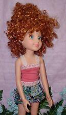 Monique Doll Wig 10/11 fits Katie, Kidz N Katz, Synthetic Fiber