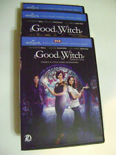GOOD WITCH SEASONS 1 , 2 , & 3  DVD  TV SERIES NEW + BONUS FEATURES