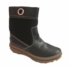 Sebago Women's Marshfiled Low Black Boot US 7 NOB