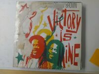 Dennis Brown-Victory Is Mine Vinyl LP