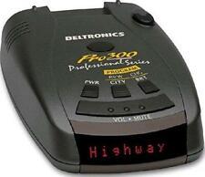 Beltronics PRO 300 Radar Detector Long Range Auto Scanning Escort Live 0150007-3