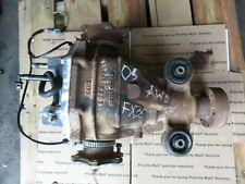 2005 INFINITI FX35 AWD REAR DIFFERENTIAL AXLE CARRIER ASSEMBLY OEM 3.692 RATIO