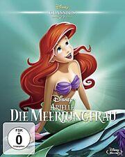 ARIELLE, DIE MEERJUNGFRAU (Walt Disney Classics) Blu-ray Disc, Schuber NEU+OVP