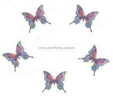 LOT RAINBOW BUTTERFLY VERYY BEAUTIFUL Temporary Tattoo small size