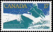 "CANADA 833 - Canoe-Kayak World Championships ""DF Paper"" (pa59635)"