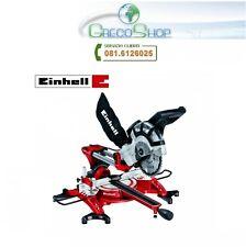 Troncatrice/Sega circolare radiale 1800W 210mm + laser Einhell - TH-SM 2131 DUAL