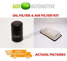 DIESEL SERVICE KIT OIL AIR FILTER FOR TOYOTA COROLLA 1.4 90 BHP 2004-06