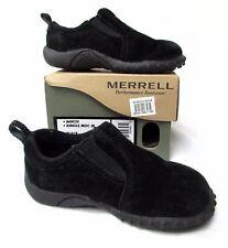Merrell Jungle Moc Jr Black infants-junior size 6.5