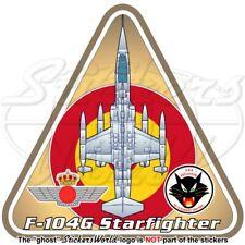 F-104 STARFIGHTER SPANIEN Lockheed-Canadair F-104G Spanisch Luftwaffe Aufkleber
