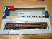 WALTHERS HO SCALE 932-6767 PENNSYLVANIA PULLMAN-STANDARD 52 SEAT COACH