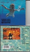 CD 12 TITRES NIRVANA NEVERMIND 1991 GERMANY DGCD 24425 LC07266 TBE