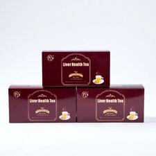 4 Boxes Liver Health Tea Supports Kidney Strengthen Liver Health Detox Tea