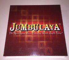 Jumbulaya Game by Platypus Games - 2009 Edition - New/Sealed!