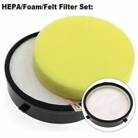 HEPA /Foam /Felt Filter Accessories For Bissell Upright Vacuum Cleaner 1687 1650