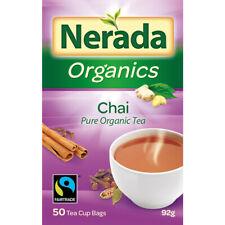 Nerada Organics Pure Chai Tea Bags 50 pack 92.5g