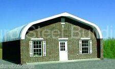 Durospan Steel 25x26x13 Metal Prefab Diy Building Kit Open Ends Factory Direct