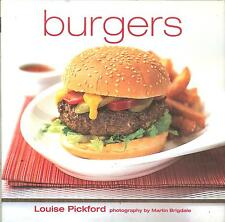 Burgers - Recipes for homemade meat burgers - vegetarian burgers-sides-drinks HB