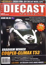 Diecast Magazine #18 Biante Classic Ford Holden Bathurst Nissan Brabham Mack