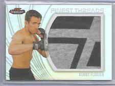 2012 Topps UFC Finest Kenny Florian Fighter Worn Gear Card # JFT-KF